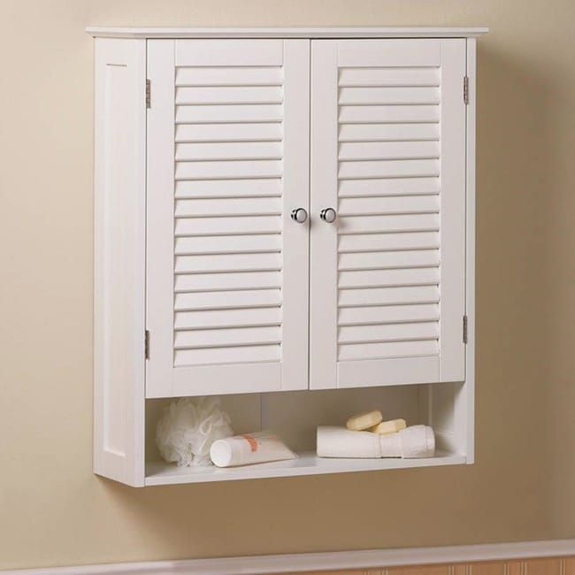 Accent Plus Nantucket Bathroom Space Saver