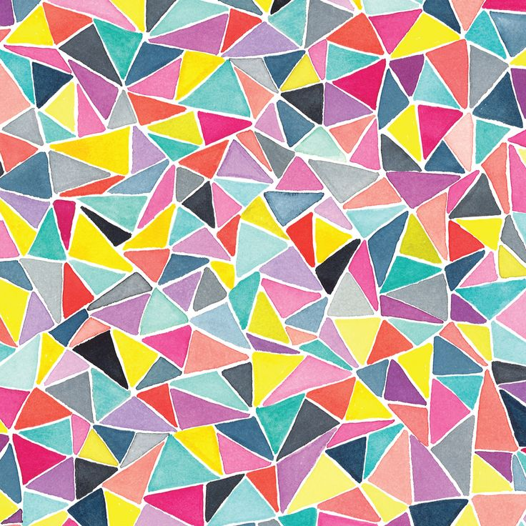 154033 Facets Quilter's Cotton from Brush Strokes by Holly DeGroot for Cloud9 Fabrics