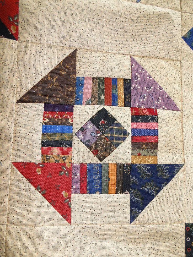 Heartspun Quilts ~ Pam Buda: Every Little Bit ~ American Patchwork & Quilting Magazine!!