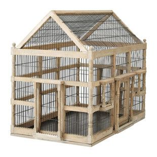32 best images about jaulas bird cages on pinterest for Fronda majadahonda