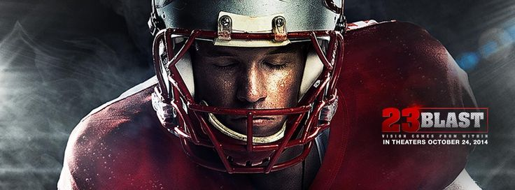 23 blast christian moviefilm travis freeman football