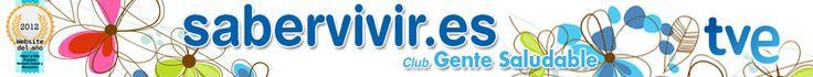 Saber Vivir. Club Gente Saludable. Portal de Salud
