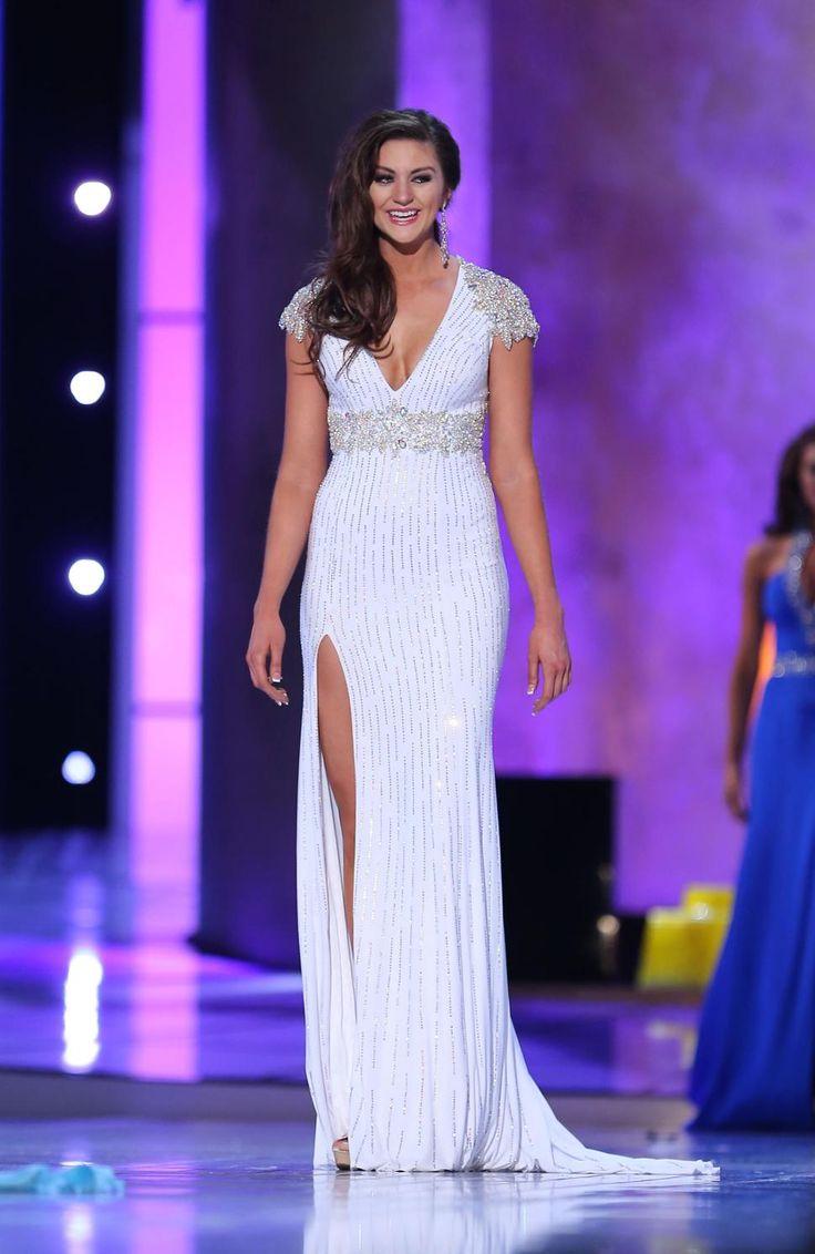 Miss Nebraska dress