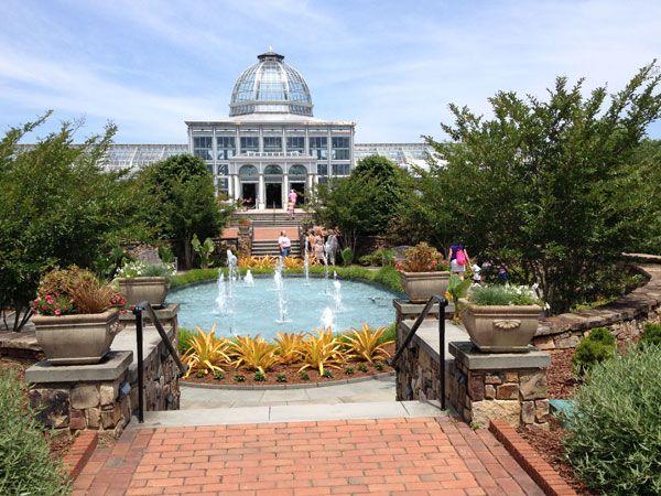 8 Best History At Lewis Ginter Botanical Garden Images On Pinterest Botanical Gardens