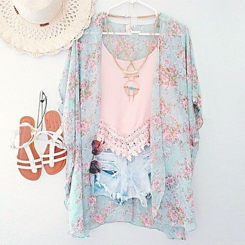 New Arrivals Women Blouses Plus Sizes Floral Cardigan Women Tops Chiffon Batwing Blouse Kimono Cardigan Chemise Femme XXXL