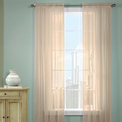 cool panneau passepole voile voilages rideaux fentres decor with rideau chinois coulissant. Black Bedroom Furniture Sets. Home Design Ideas