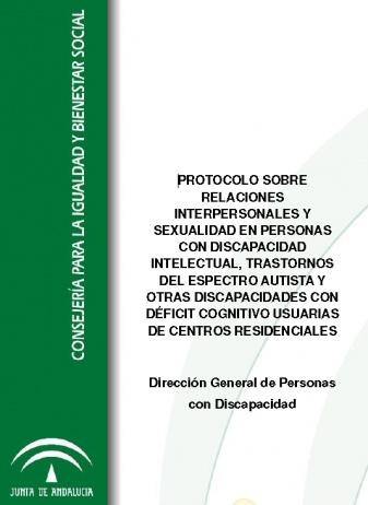 Sexualidad y Trastornos del Espectro del Autismo. Nuevo documento.