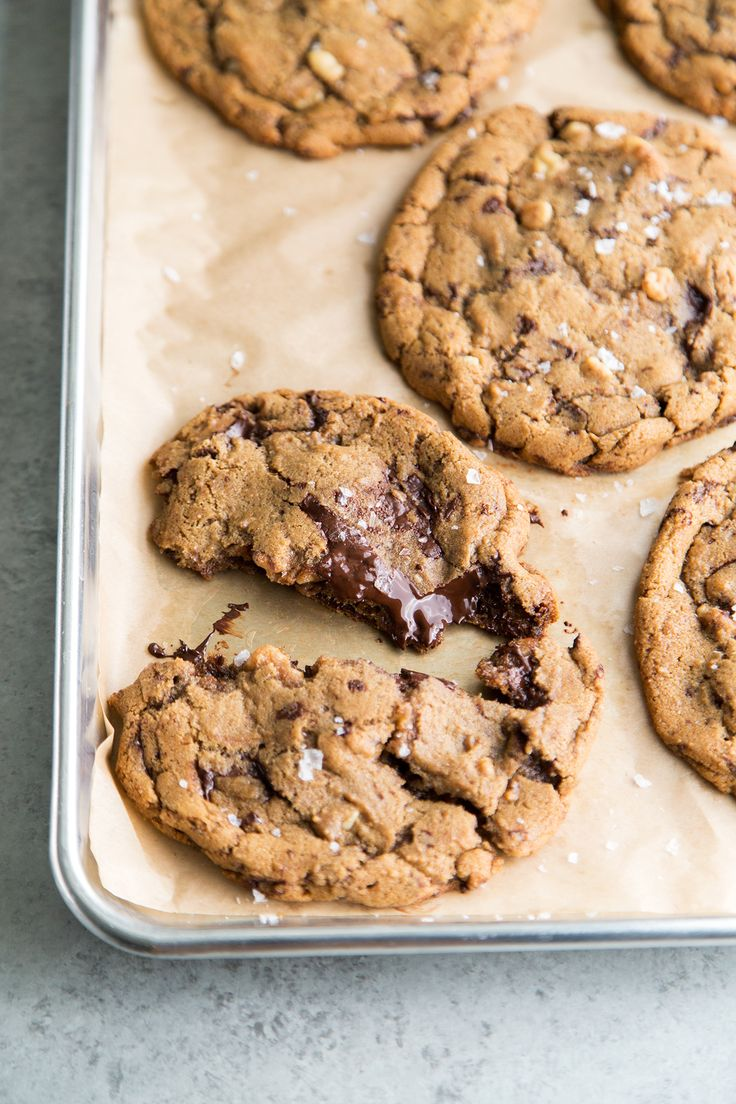 333 best cookies images on Pinterest   Chocolate chips, Dessert ...