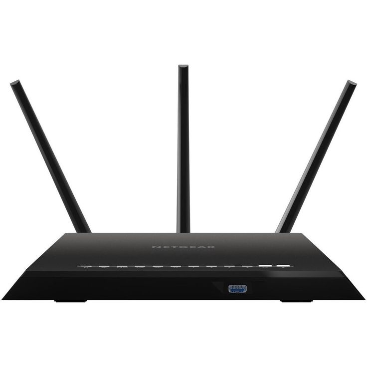 Computer Router Wireless Internet Home Office Work Shop Hotel Game 450 Mbps 5Ghz #NETGEAR