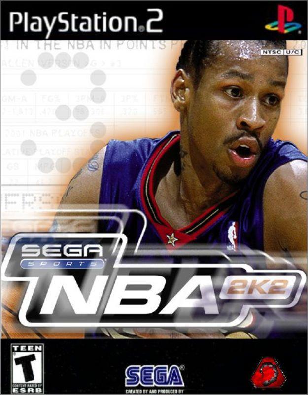 Free Download NBA 2K2 PS2 ISO  NBA 2K2 makes its way onto