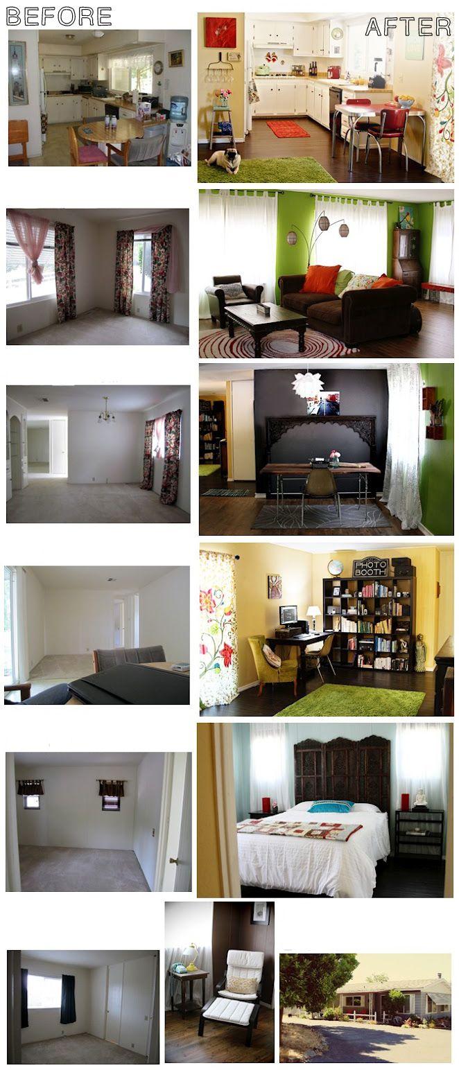 553 best mobile home living images on pinterest mobile. Black Bedroom Furniture Sets. Home Design Ideas