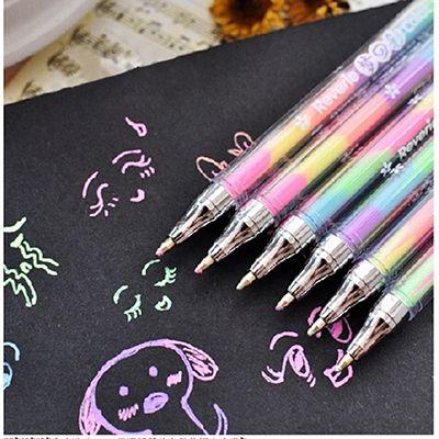 Ucuz 1pc şirin tasarımı mürekkep 6 renk vurgulayıcı kalem marker kırtasiye kalem renkli kırtasiye yazı supplie kız boyama kalem, Satın Kalite İşaretleyiciler doğrudan Çin Tedarikçilerden: 1Set/4pcs Free Shipping The BOOK MARK Help Me Novelty Bookmark Funny Bookworm Gift Stationery Random ColorUSD 1.26/piece