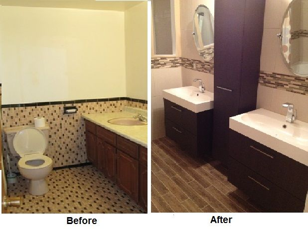 105 Best Renovations Before Amp After Images On Pinterest