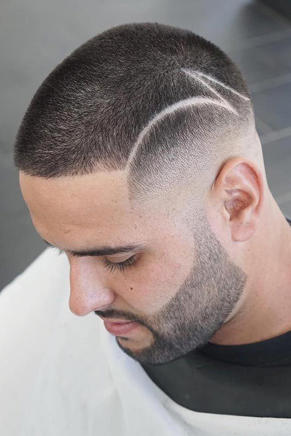 45+ Buzz cut fade trends