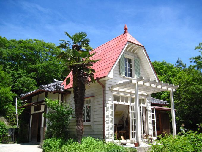 """Don't Miss This Fantastic Recreation of Satsuki and Mei's House from """"My Neighbor Totoro"""" at Morikoro Park! 