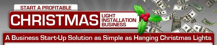 Cash In On Christmas - Secrets To Starting A Christmas Light Installation Business | Christmas Cash | Installing Christmas Lights | Hanging Christmas Lights Outdoors | How to Install Christmas Lights
