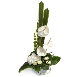 witte bloemstukken - Google zoeken