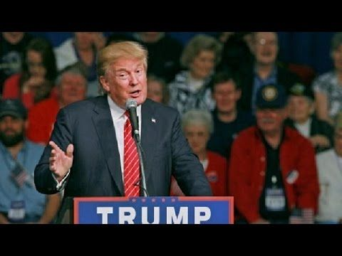 LIVE Stream: Donald Trump Rally at Valdosta St. University in Valdosta, ...