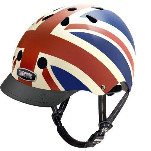Nutcase Helmet - Street Union Jack Generation 3