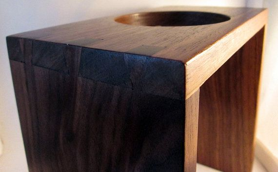 Coffee Pourover Station Stand by Arbrepila on Etsy, $35.00