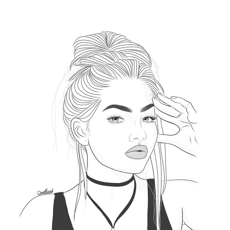 Pin on outlines