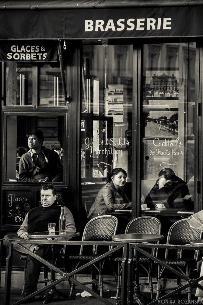 Brasserie, Paris by MonikaRozanska on 500px