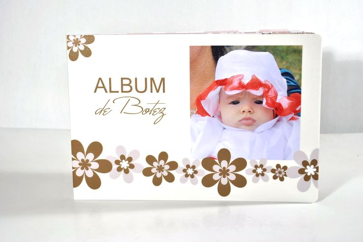 Transforma pozele de la botez in albume foto personalizate