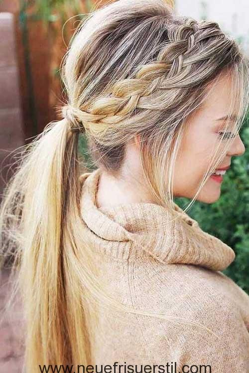 Chic Braided Hairstyles You Should See Braided Hairstyles