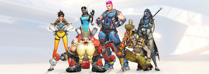 Play Overwatch® Free November 17–20 on PC, PlayStation® 4, and Xbox One
