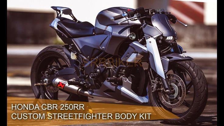 Honda CBR250RR Streetfighter | Custom Body Kit 2018