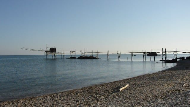 The 60 km of coast, are considered the most beautiful of Abruzzo, where the environment is a value protected so that many places can boast the recognition of the Blue Flag, awarded for the  sea and services quality.
