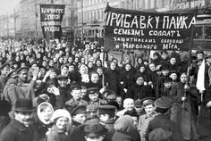 Russia's February Revolution Was Led by Women on the March      |     History | Smithsonian