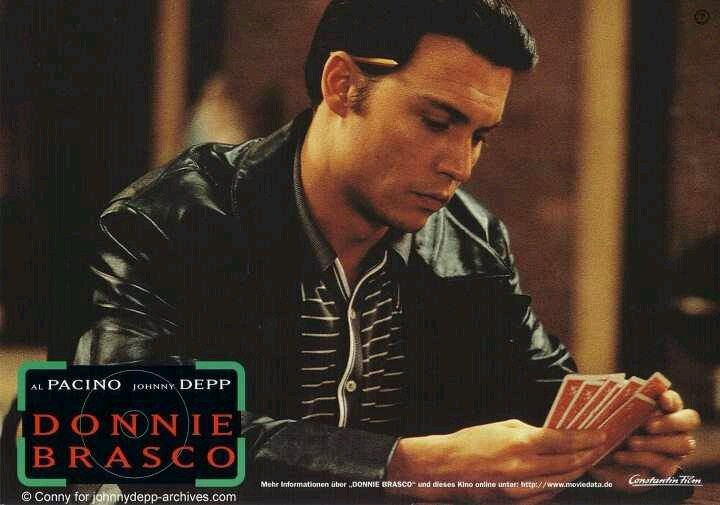 Johnny Depp. Donnie Brasco