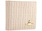 Vivienne Westwood - MAN Weave Bi-Fold Wallet