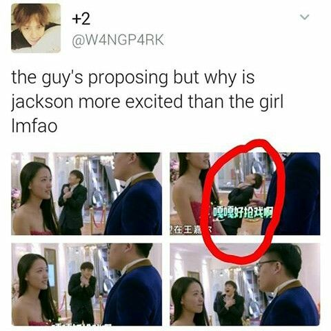 Jackson is my spirt animal