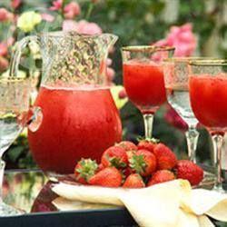 Aardbei Daiquiri zonder alcohol @ allrecipes.nl