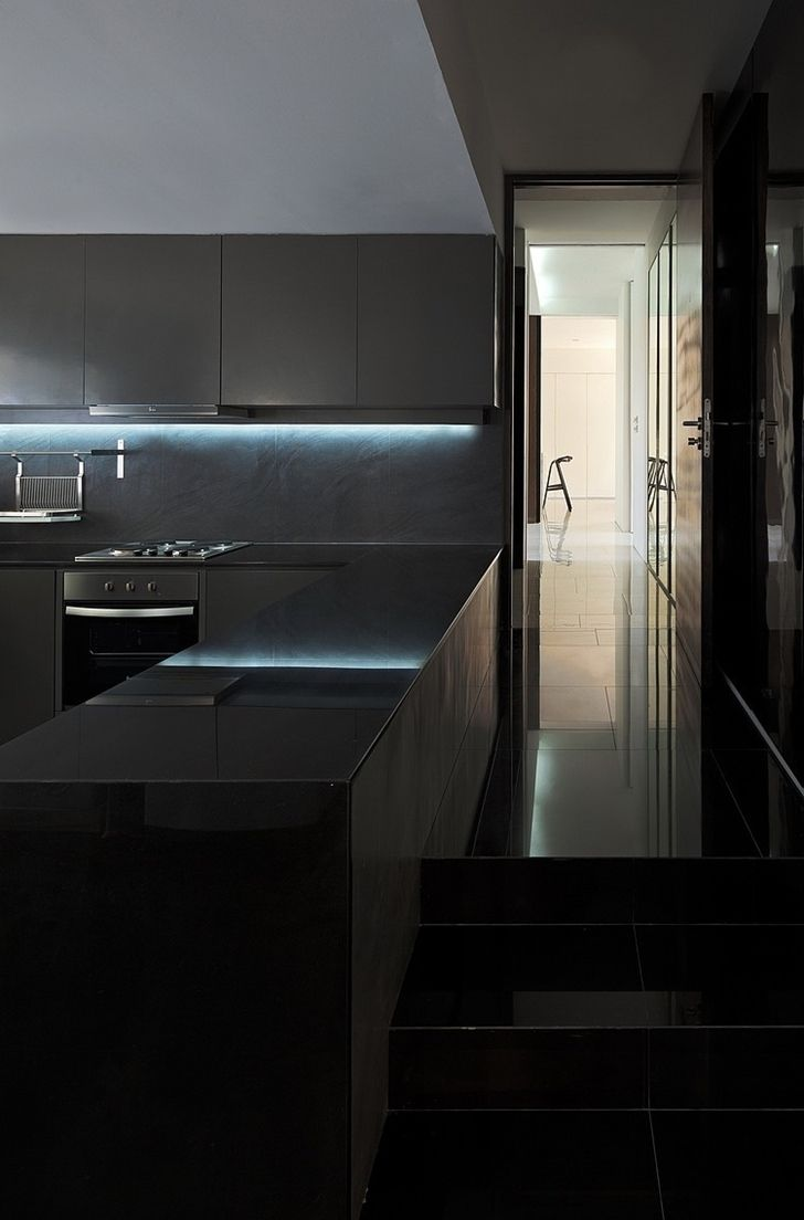 81 best kitchen ideas images on pinterest architecture modern take a look at 25 black kitchen designs created for every home if you think black kitchen is not for you try to think again