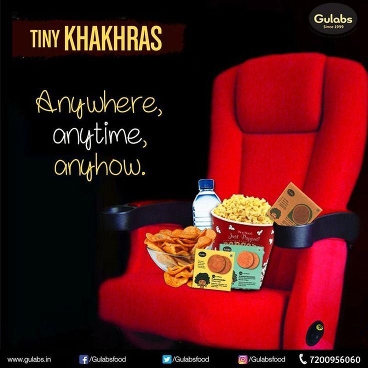Your go-to travel snacks!   #Gulabs #Khakhra #food #foodie #foodlove #foodporn