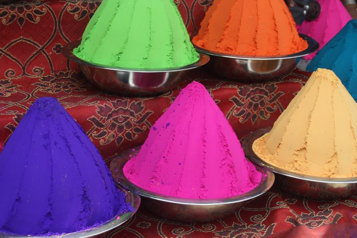 There's so much #colour in #india.