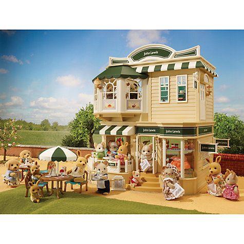 Buy Sylvanian Families John Lewis Department Store Online at johnlewis.com Got this :)