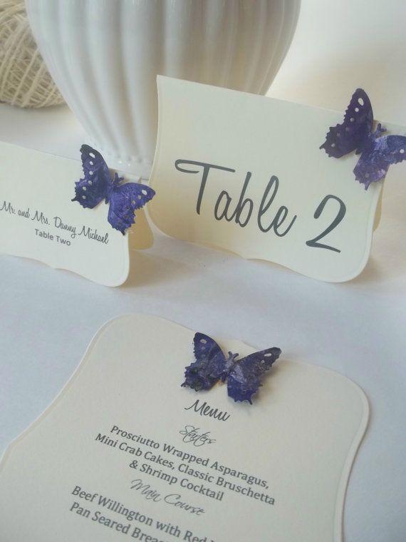 Conjunto de la boda de la mariposa escolta de por LillyThings, $0.20