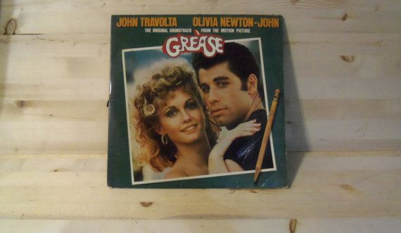 Hey, I found this really awesome Etsy listing at https://www.etsy.com/listing/274483466/grease-soundtrack-record-john-travolta