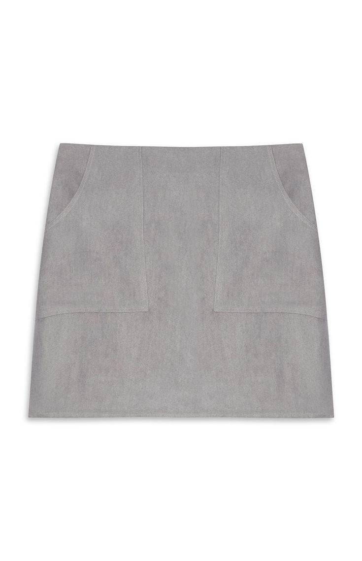 Primark - Suede Mini Skirt