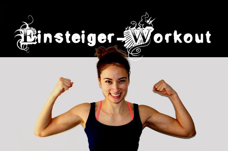 Workout für Einsteiger / Anfänger #1 - Abnehmen, Fettabbau, Schlank Sixp...