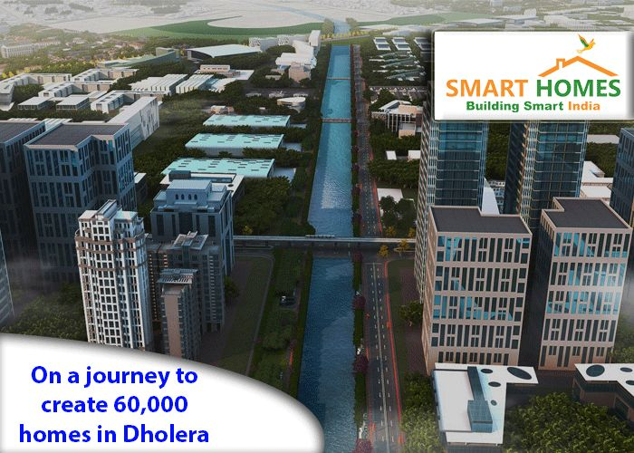 Smart Homes: On a Journey to Create 60,000 Homes in Dholera. #‎Dholera‬ ‪#‎DholeraSIR‬ ‪#‎DholeraSmartCity‬ ‪#‎Gujarat‬