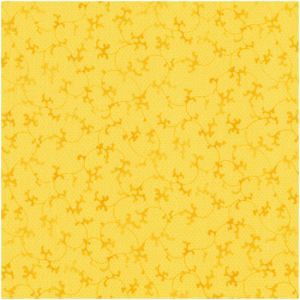 Quilters Basic Perfect by STOF, Small Plants Mustard, 100% cotton, 112cm wide. by TheQuiltedCheese on Etsy
