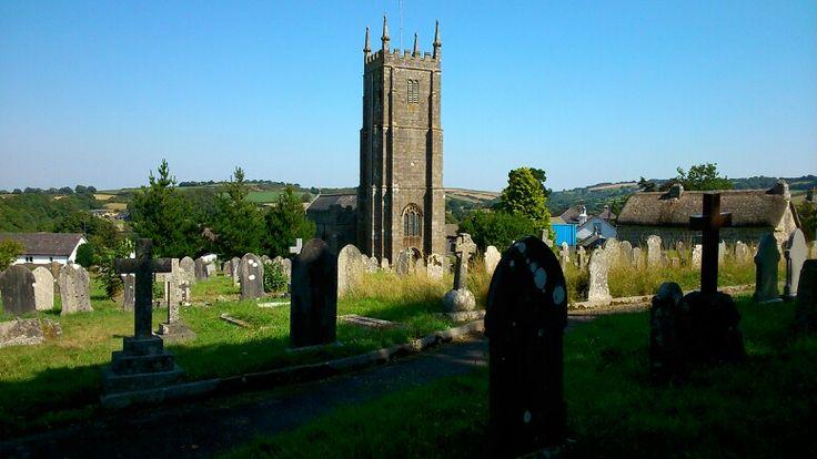 South Tawton Church