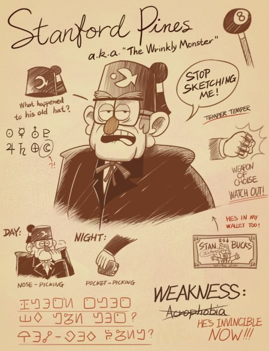 17 Best images about Gravity Falls on Pinterest   Twin ...   540 x 705 jpeg 64kB