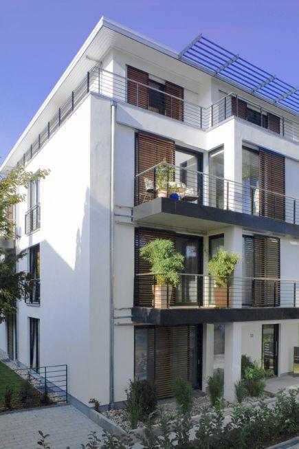 Außenansicht 3 - Exklusive Wohnanlage in Lüneburg
