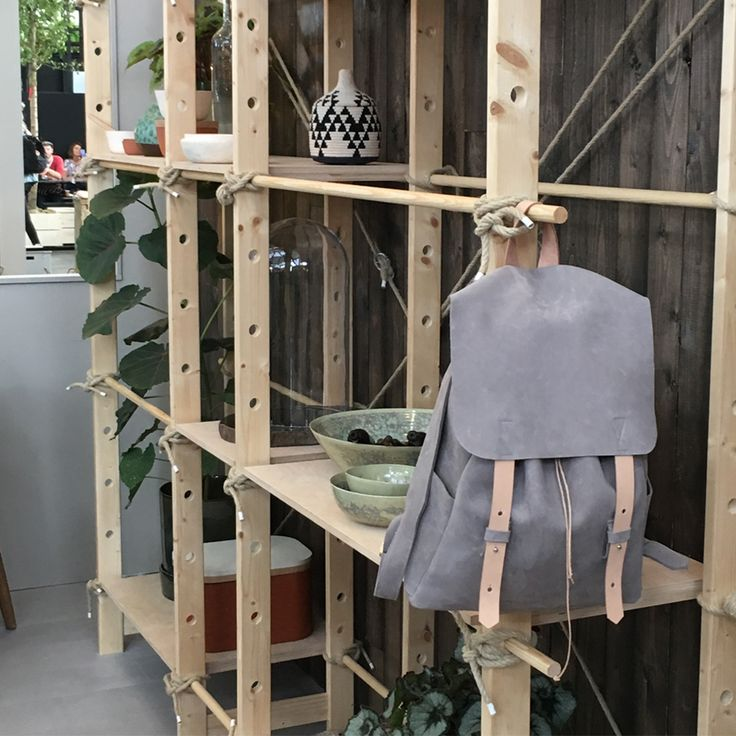 Puc backpack mini- handmade with love in Holland